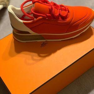 Brand new Hermes sneaker